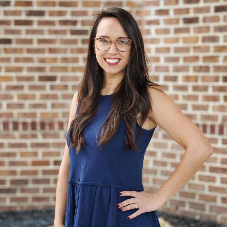 Marketing Director Elizabeth Marshall