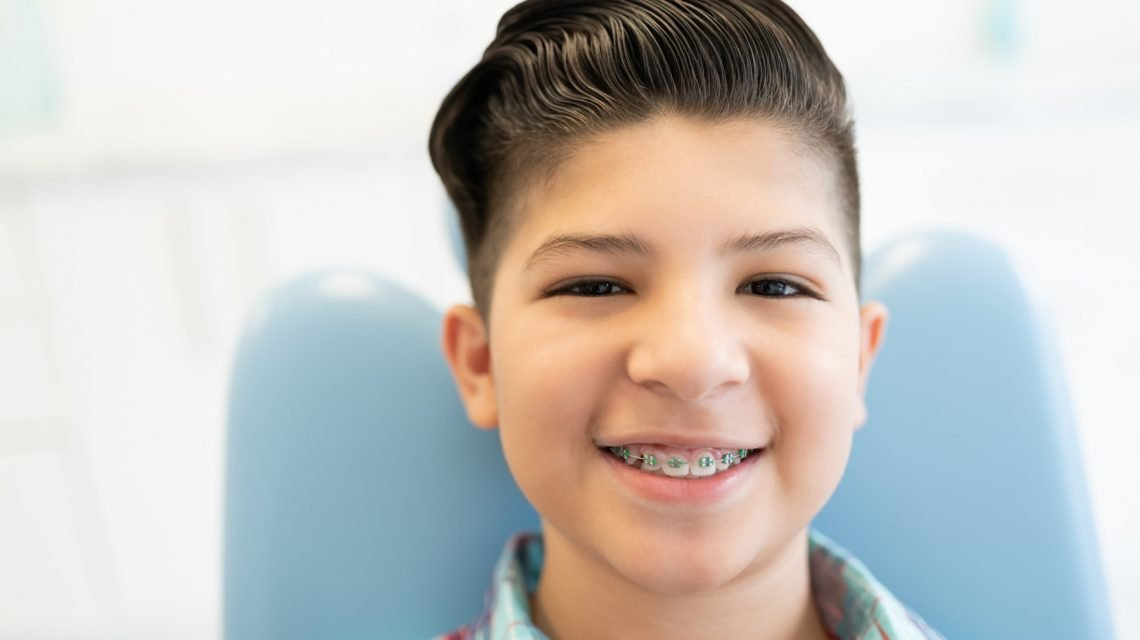 Keeping braces clean for good oral health