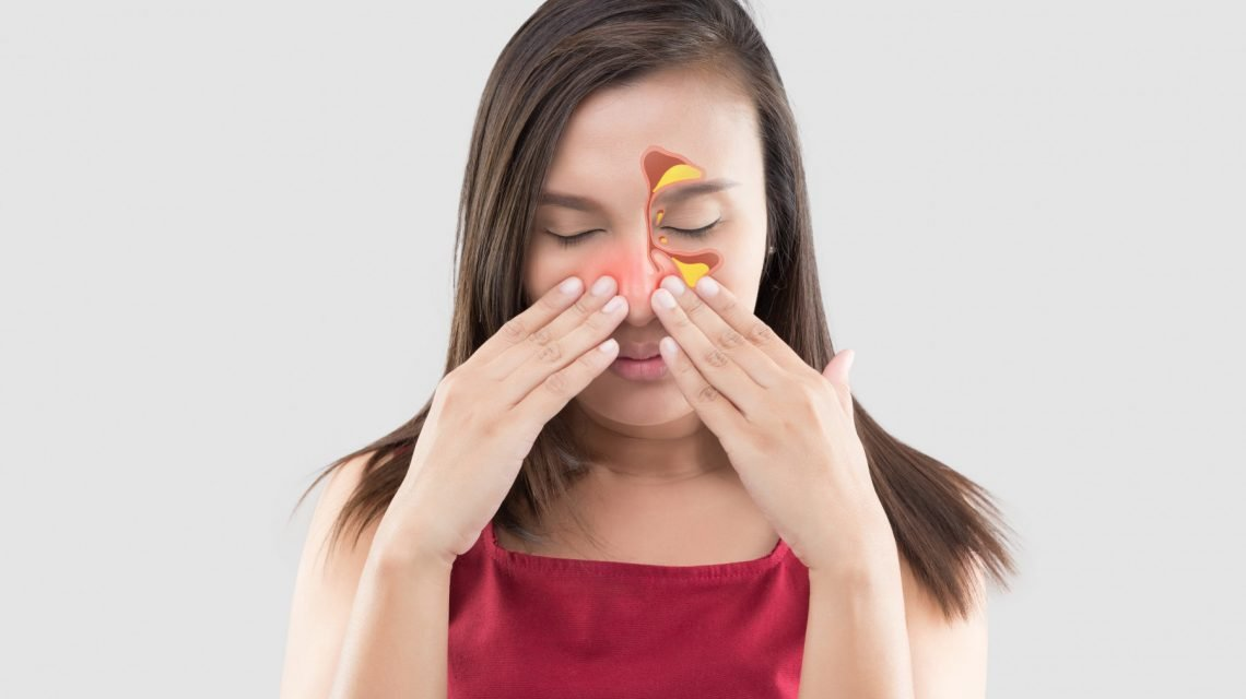 Sinus infections and tooth infections